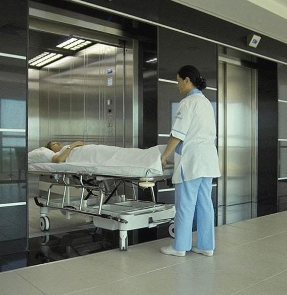 изображение больничный лифт Допплер
