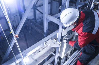 ремонт пассажирского грузового лифта срочно