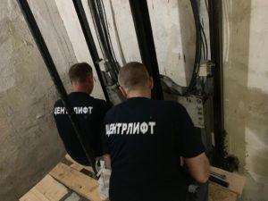тех. обслуживание лифтового оборудования