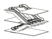 параллельный подрядный способ установки эскалаторов